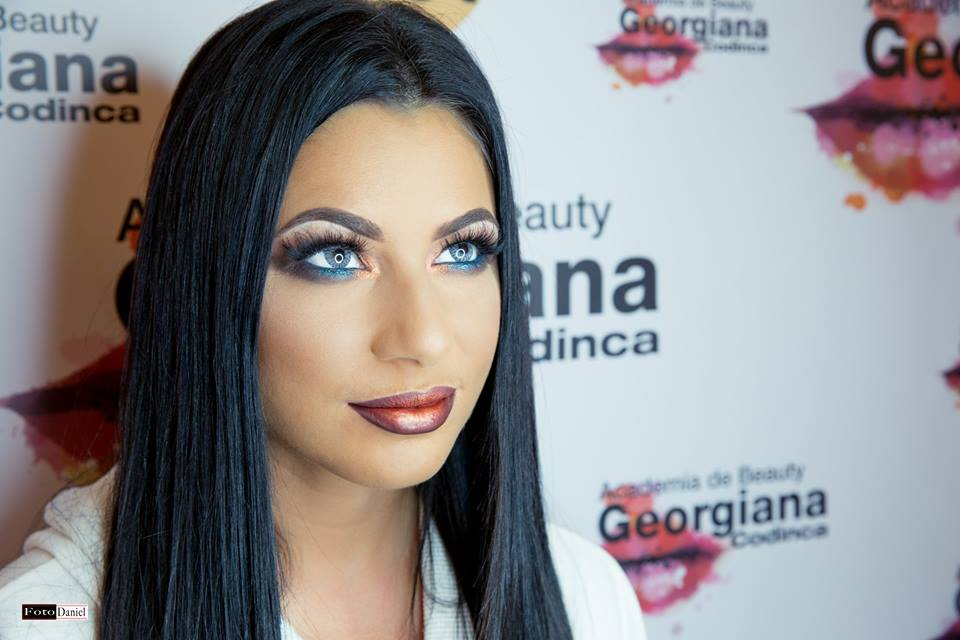 georgiana codinca make-up bucuresti