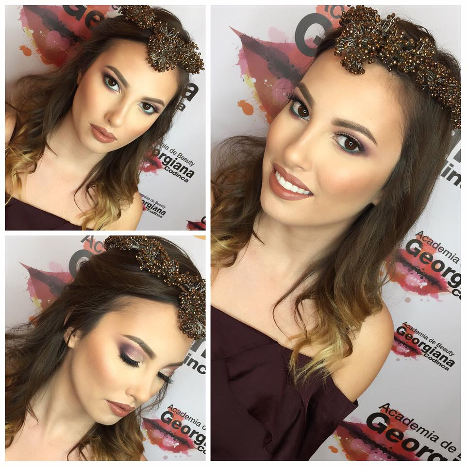 georgiana codinca makeup artist